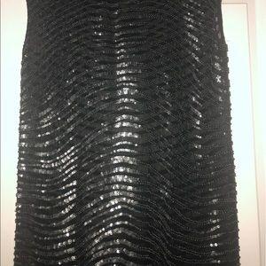 All Saints Dresses - All Saints beaded see through dress!